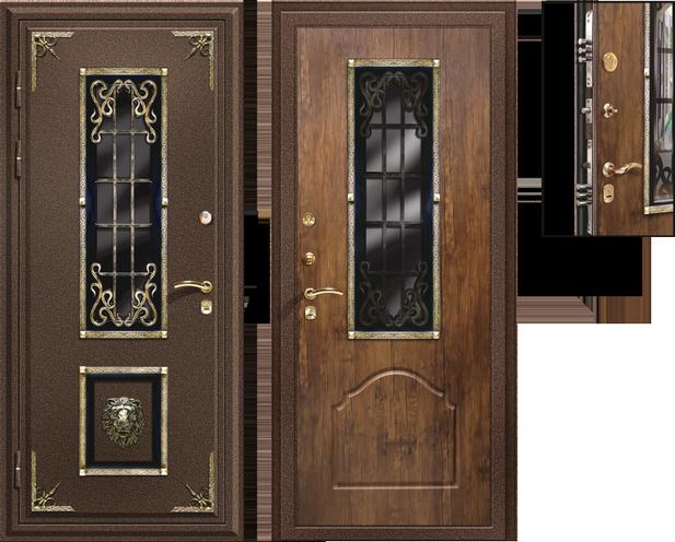 железные стальные входные двери в краснодаре.  Железная дверь Престиж.